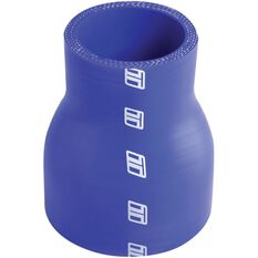 "Hose Reducer 2.75-3.50"" Blue"