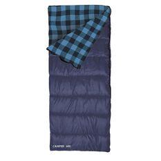 Roman Camper 400 Sleeping Bag - Adult, Blue, ROM1124