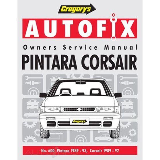 FORD PINTARA/CORSAIR U12 1989-1992, , scaau_hi-res