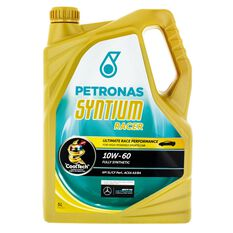 SYNTIUM RACER 10W60 5 LITRE ENGINE OIL PLASTIC BOTTLE, , scaau_hi-res