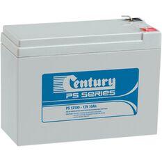 PS12100 (12V, 10AH) VRLA Battery