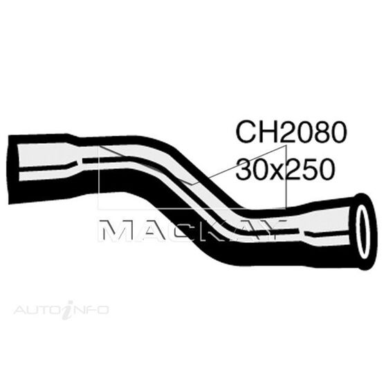 Radiator Lower Hose  - SEAT CORDOBA . - 1.8L I4  PETROL - Manual, , scaau_hi-res