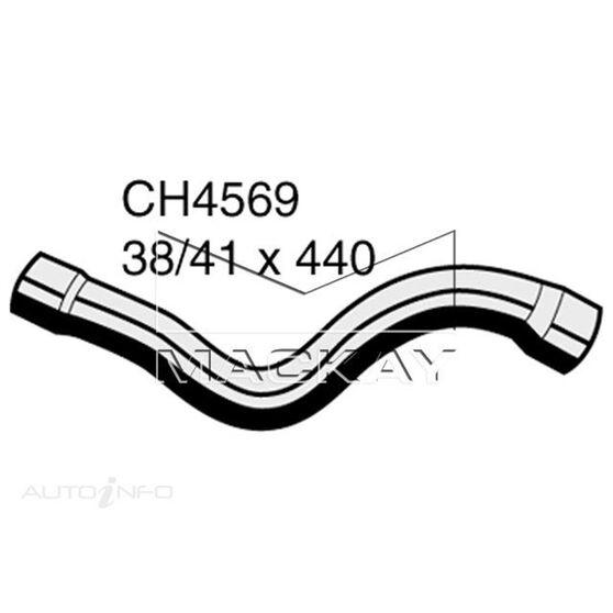 Radiator Lower Hose  - BMW 633CSi E24 - 3.2L I6  PETROL - Manual & Auto, , scaau_hi-res