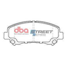 DBA SS STREET SERIES BRAKE PADS [ Nissan & Suzuki 2007-2014 F ], , scaau_hi-res