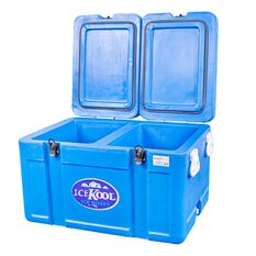 90 LITRE ICEKOOL ICEBOX - DUAL LID, , scaau_hi-res