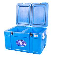 90 LITRE ICEKOOL ICEBOX - DUAL LID