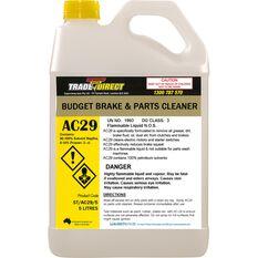 Budget Brake Cleaner - 5L Flourinated Bottle, , scaau_hi-res