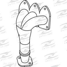 HY TUCSON/SPORTAGE 2.7L V6 FRONT