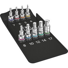 """BIT SOCKET SET 1/2"""" DRIVE, WITH HOLDING FUNCTION, , scaau_hi-res"""