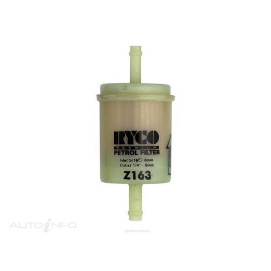 FUEL FILTER Z163 RYCO *, , scaau_hi-res