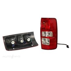 HOLDEN COLORADO  RG  06/2012 ~ 06/2016  TAIL LIGHT (NON LED)  RIGHT HAND SIDE, , scaau_hi-res