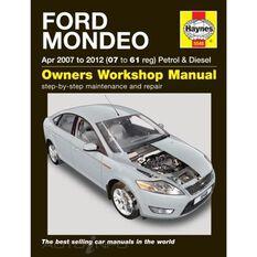 FORD MONDEO PETROL & DIESEL (2007 - 2012)