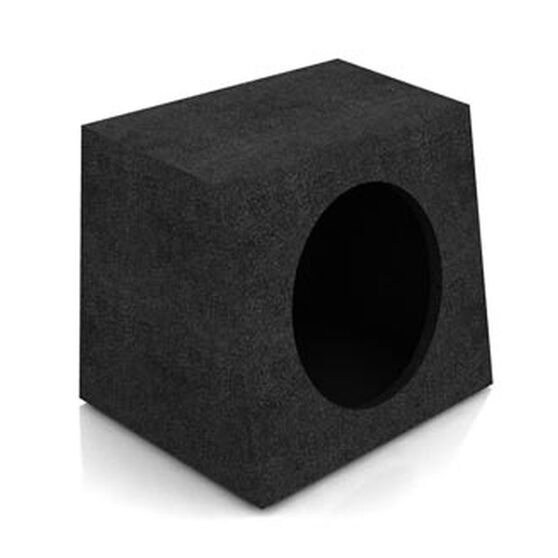 "SUBWOOFER BOX 10"" SEALED"