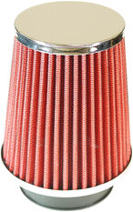 SAAS PERFORMANCE RED SMALL CONE POD FILTER 76MM, , scaau_hi-res