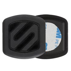 MAGNETIC FLUSH MOUNT FOR MOBILE DEVICES.
