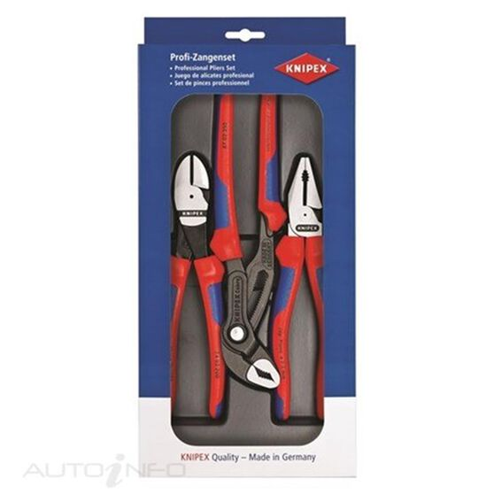 KNIPEX HD POWER PACK 3 PC