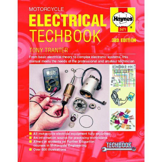 MOTORCYCLE ELECTRICAL TECHBOOK, , scaau_hi-res