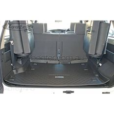 AST AUTO CARGO / BOOT LINER - SUITS NISSAN PATROL 01/98 - 01/12, 5 DOOR WAGON - 3218, , scaau_hi-res