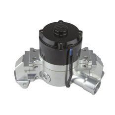 PROFLO EXTREME SBF - CLEAR BILLET ELECTRIC WATER PUMP, , scaau_hi-res