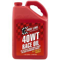 REDLINE RACE OIL 40WT (15W40) GALLON, , scaau_hi-res