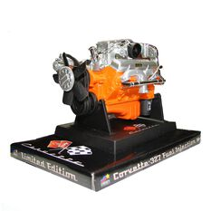MODEL ENGINE SBC 327 L84 INJEC