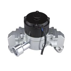 PROFLO EXTREME SBC - CLEAR BILLET ELECTRIC WATER PUMP, , scaau_hi-res