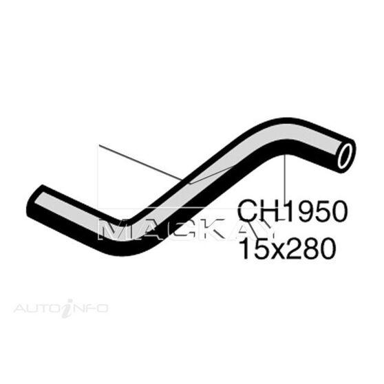Heater Hose  - FORD FESTIVA WB - 1.3L I4  PETROL - Manual & Auto, , scaau_hi-res