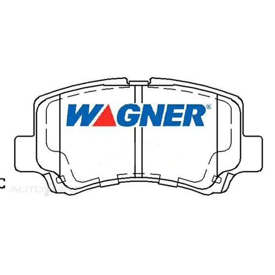 Wagner Brake pad [ Suzuki 1997 - 2007 F ], , scaau_hi-res