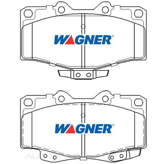 Wagner Brake pad [ Toyota 1988-2005 F ], , scaau_hi-res