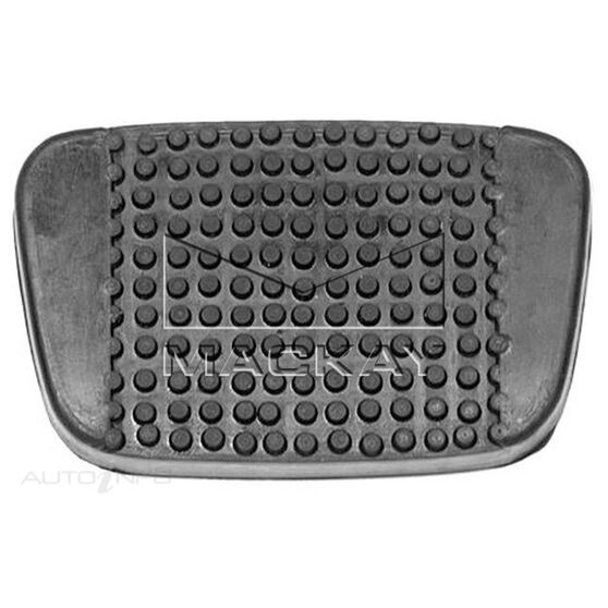 Brake Pedal Pad  - HOLDEN RODEO TF - 2.6L I4  PETROL - Auto, , scaau_hi-res