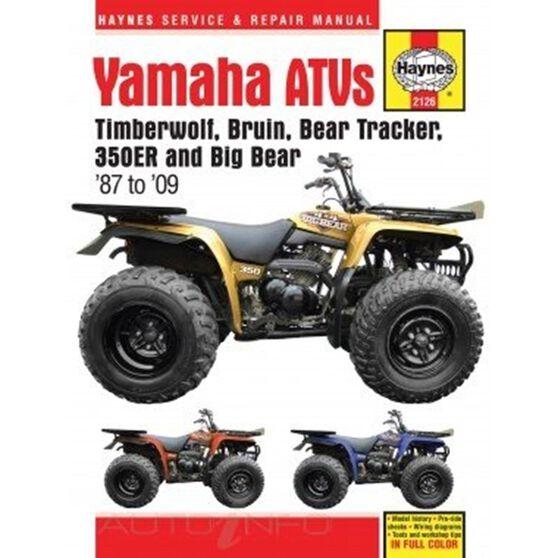 YAMAHA ATVS 1987 - 2009, , scaau_hi-res