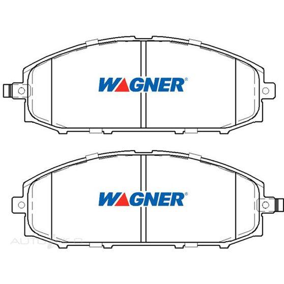 Wagner Brake pad [ Nissan Patrol 1998-2014 F ], , scaau_hi-res