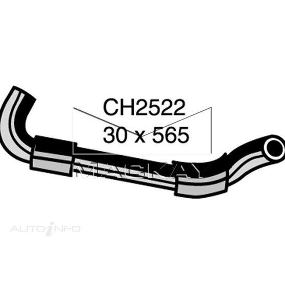 Radiator Upper Hose  - TOYOTA COROLLA AE82R - 1.6L I4  PETROL - Manual & Auto, , scaau_hi-res