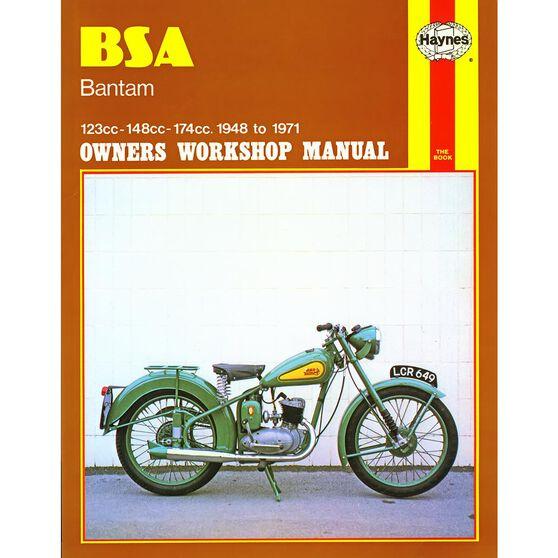 BSA BANTAM 1948 - 1971, , scaau_hi-res