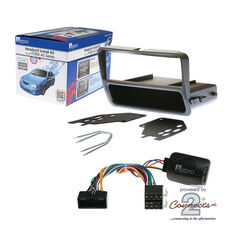 INSTALL KIT TO SUIT FORD FALCON AU SERIES II & III (GREY), , scaau_hi-res