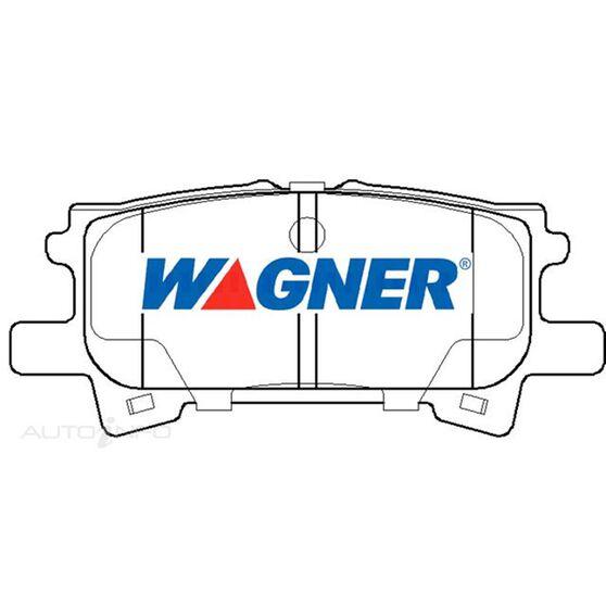 Wagner Brake pad [ Lexus & Toyota 2003-2014 R ], , scaau_hi-res