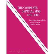 WSHOPMAN  MGB 1975-1980 9780837601120