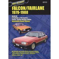REPMAN  FORD FALCON/FAIRLANE XD XE XF 1979-88   9781875931002, , scaau_hi-res