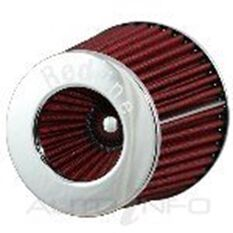 A/FILTER CONICAL TYPE CHROME76MM NK, , scaau_hi-res