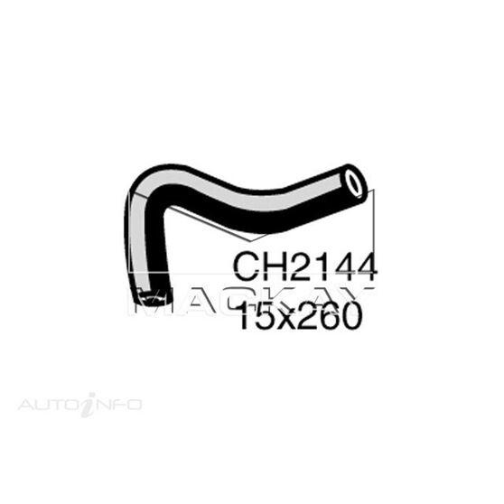 Heater Hose  - MITSUBISHI SIGMA GK - 2.6L I4  PETROL - Manual & Auto, , scaau_hi-res