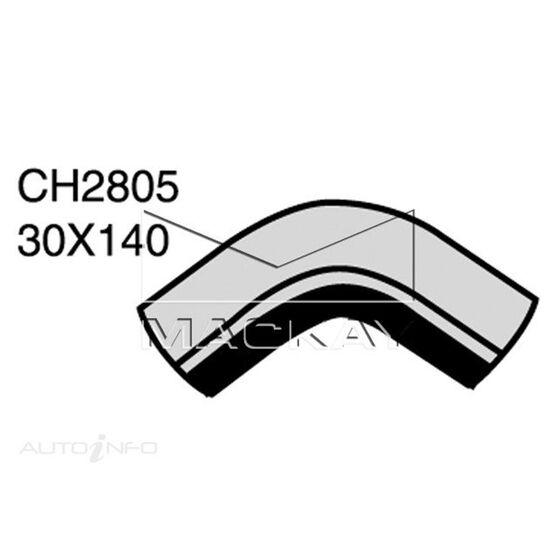 Radiator Upper Hose  - TOYOTA ECHO NCP10R - 1.3L I4  PETROL - Manual & Auto, , scaau_hi-res