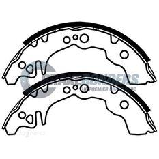 BRAKE SHOES - DAIHATSU 180MM, , scaau_hi-res