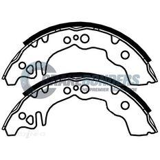 Brake Shoes - Daihatsu 180mm