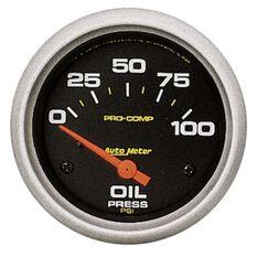 "PRO-COMP 2-5/8"" OIL PRESSURE, , scaau_hi-res"