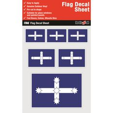 EUREKA FLAG DECALS SHEET, , scaau_hi-res