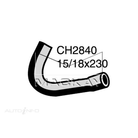 Heater Hose  - TOYOTA MR2 SW20R - 2.0L I4  PETROL - Manual & Auto, , scaau_hi-res