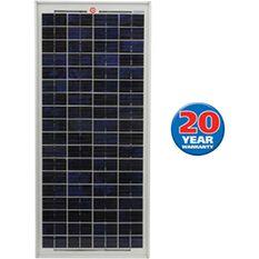 12V 20W SOLAR PANEL, , scaau_hi-res