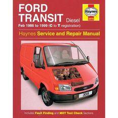 FORD TRANSIT DIESEL (1986 - 2099), , scaau_hi-res