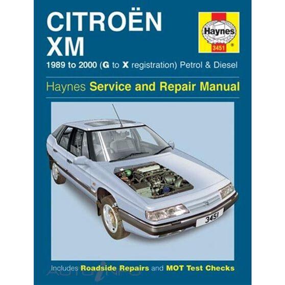 CITRON XM PETROL & DIESEL (1989 - 2000), , scaau_hi-res