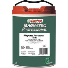 MAGNATEC PROFESSIONAL 15W-40 20 L, , scaau_hi-res